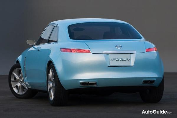Nissan Foria /Silvia