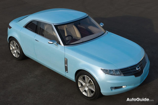 Nissan Foria/Silvia