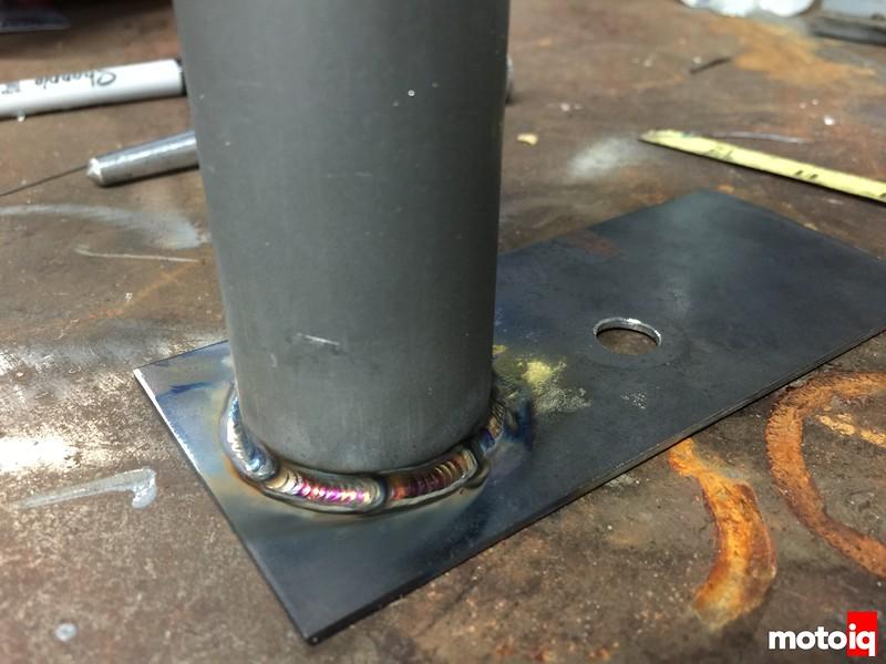 floor reinforcement cage build
