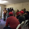 drivers meeting for USTCC laguna sect