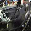 test fitting race seats oh and sanded steering wheel making budget swede steering wheel