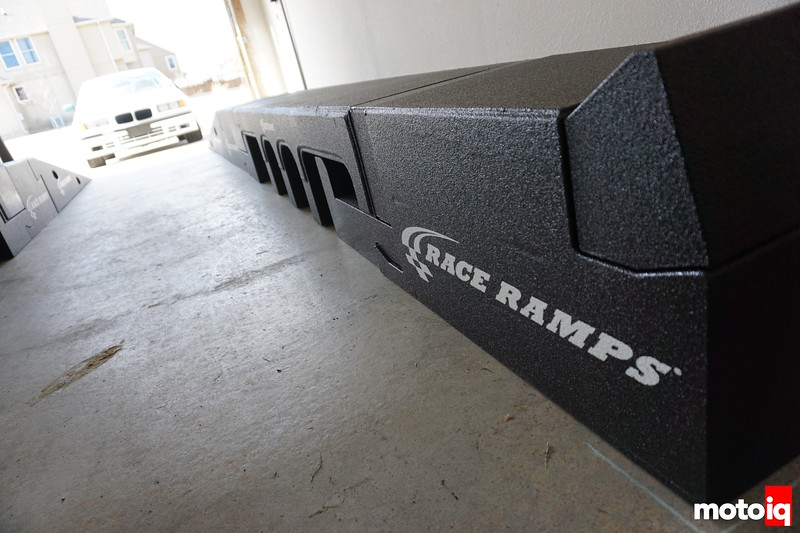 Race Ramps setup