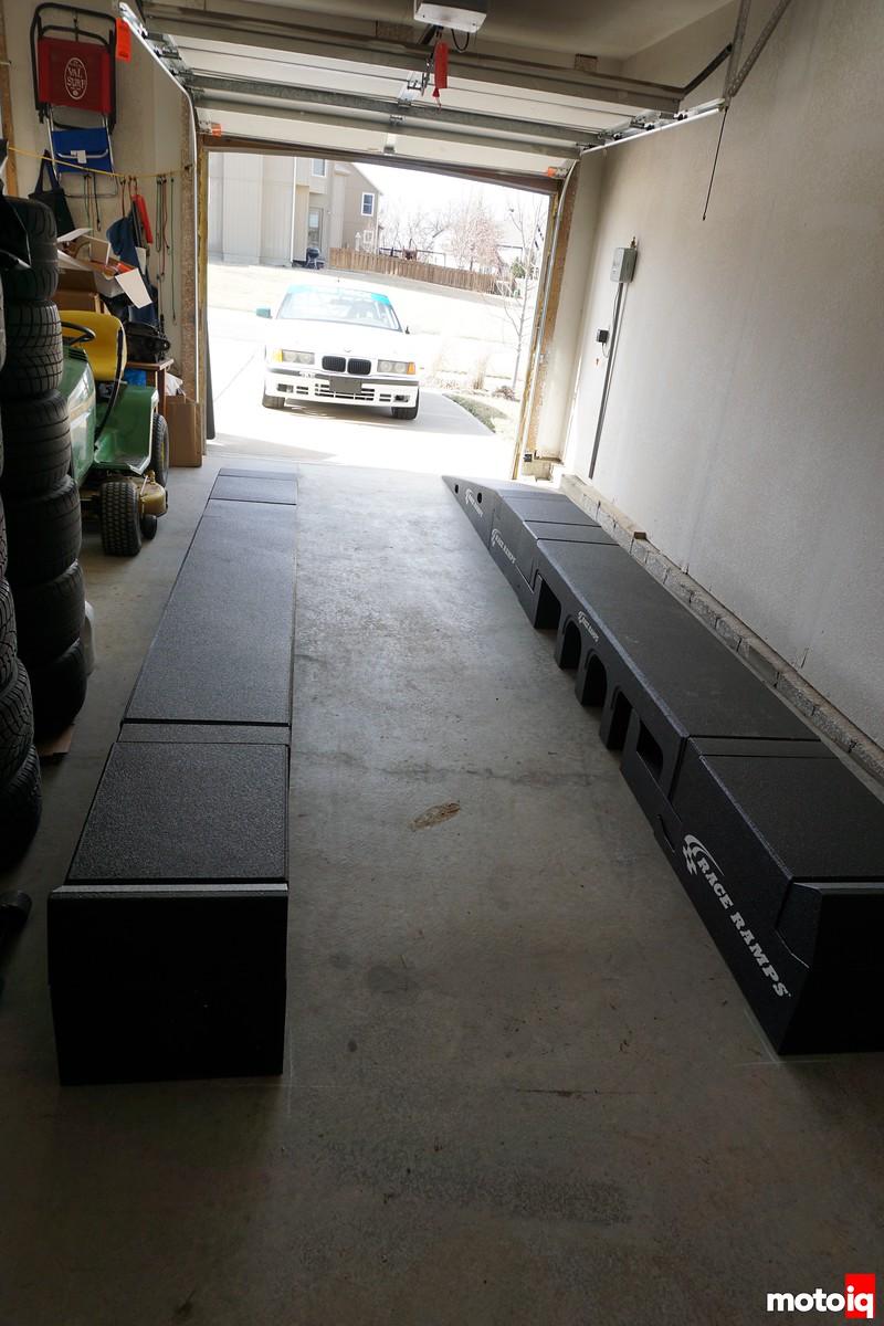 Race Ramps garage