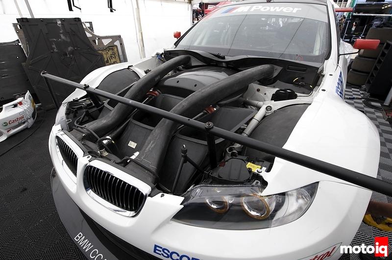 Rahal Letterman BMW M3 ALMS GT