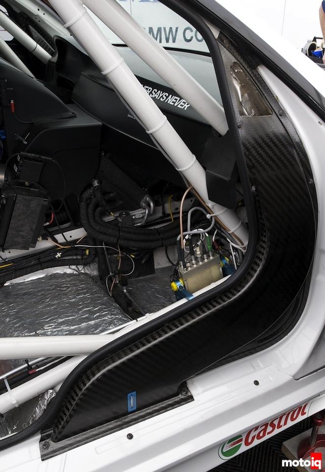 Rahal Letterman BMW ALMS GT M3