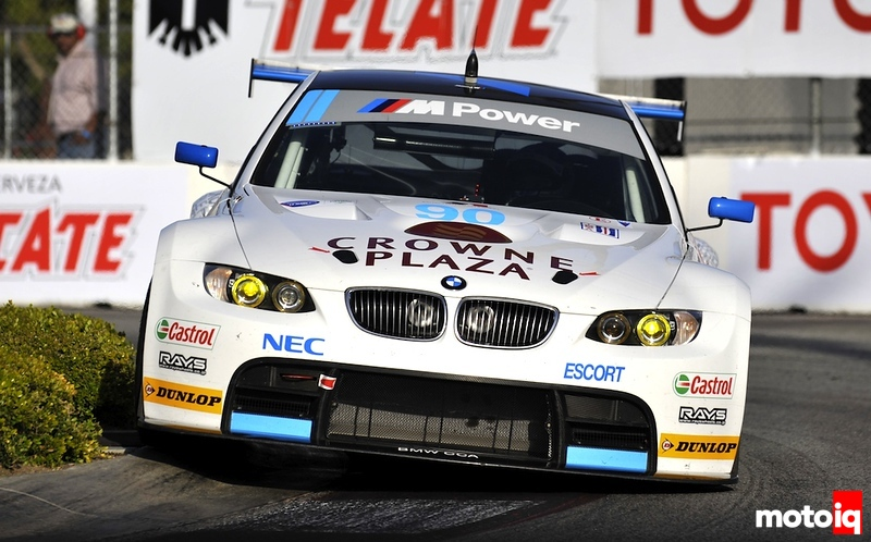 RAHAL LETTERMAN ALMS GT BMW M3