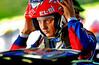 Mikko Hirvonen (FIN) - Ford Fiesta RS WRC. Shakedown, 2011 Rallye de France