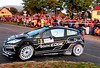 Mikko Hirvonen (FIN) / Jarmo Lehtinen - Ford Fiesta RS WRC. Day two, 2011 Rallye de France