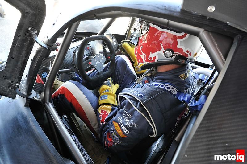 Rhys Millen's Hyundai Genesis PM580 Pikes Peak Hill climb car