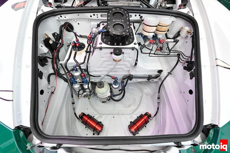 [MG TF] Serbatoio all'anteriore  JEF2326-L