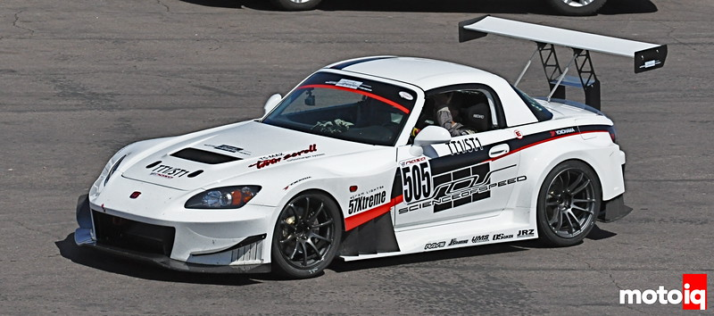 ScienceofSpeed S2000