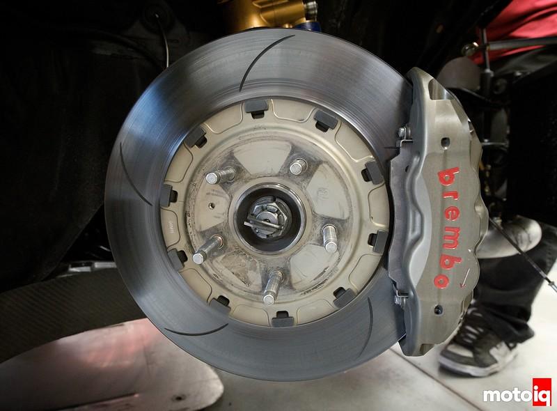 sierra sierra evo front brakes