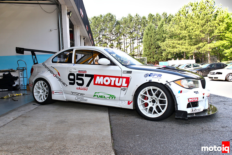 Breaking Records with the Solo Motorsports 624HP Time Attack