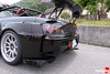 Stillway S2000: Rear diffuser and GT Amuse kit, Stillway Titanium custom exhaust.