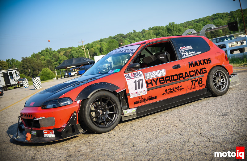 TMB Fabrication's Winning EG Civic