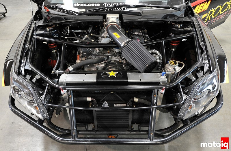 A Look Inside Tanner Foust's Rockstar Scion Formula D Drift Machine