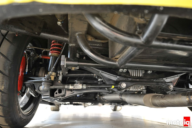 A Look Inside Tanner Foust's Rockstar Scion Formula D Drift Machine