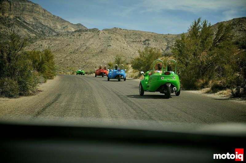 overtaking slower traffic was a breeze! ;)