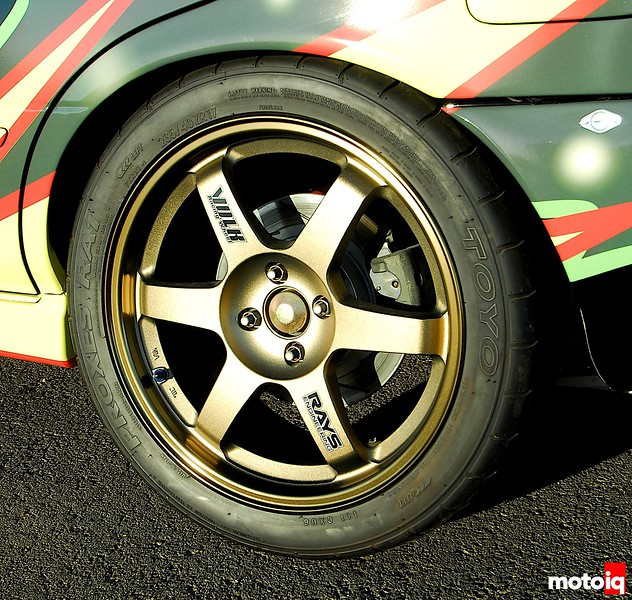 dog II rear brakes