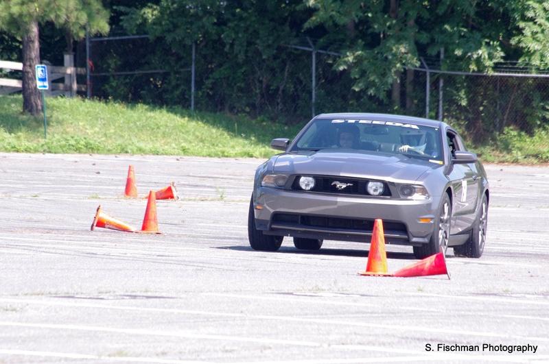2011 Mustang GT Autocross