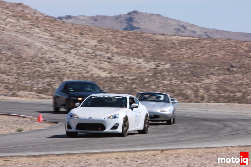 FR-S BRZ Willow Springs Streets
