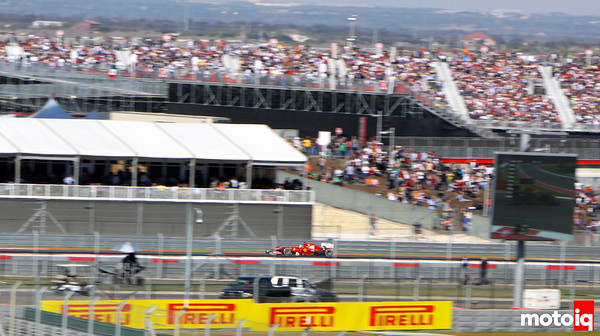 Fernando Alonso Formula 1 One USGP