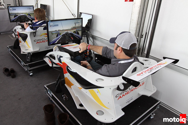 excape entertainment group james fiorillo race fight club f1 2012 simulators simulation