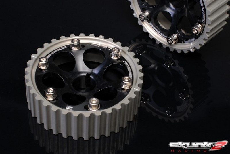 Skunk2 Black Series Cam Gear Release