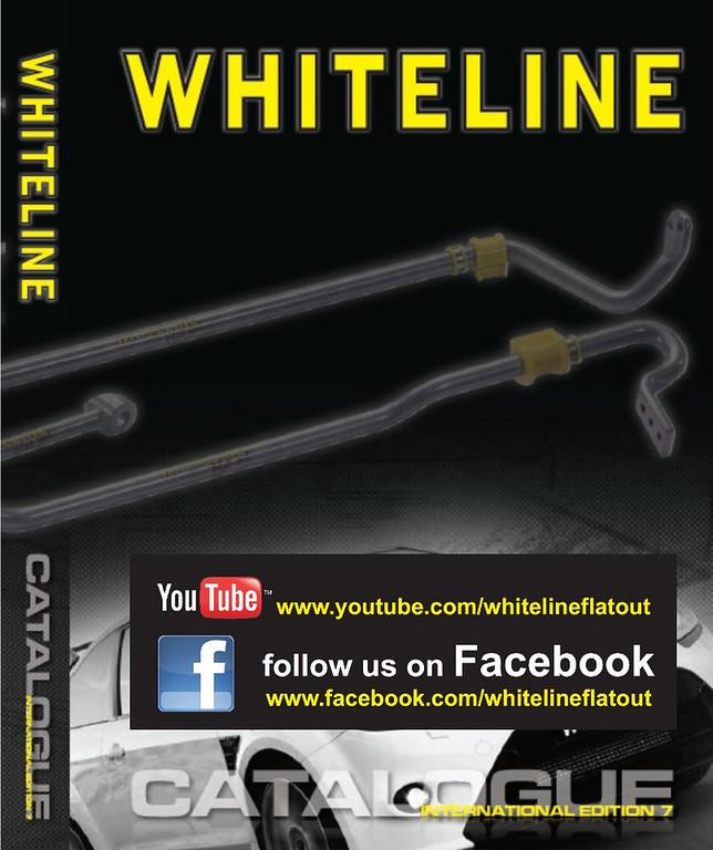 Whiteline Catalog Cover