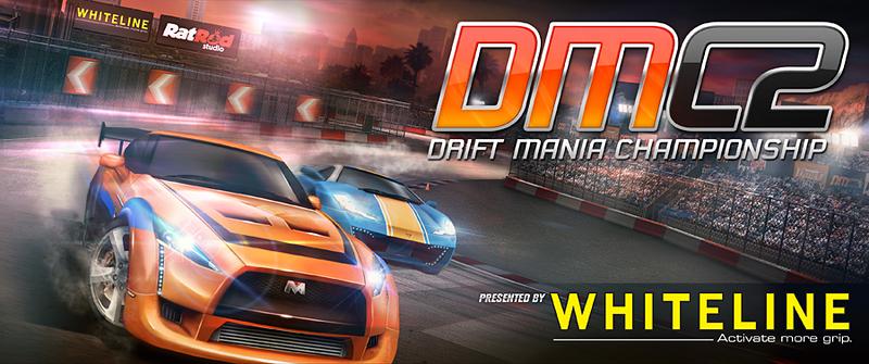 Whiteline Game App, Drift Mania Championship 2