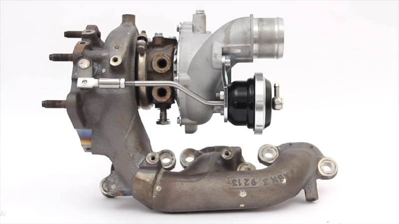 Turbosmart, Nissan R35 GTR, Internal Wastegate Actuator