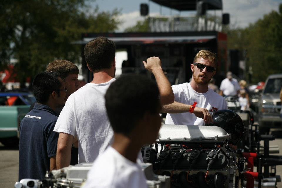 LS fest, engine building, engine swap challenge