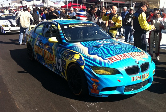 rumbum bmw, grand am, pfc
