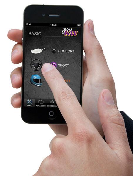 KW ddc mobile app, kw mobile app