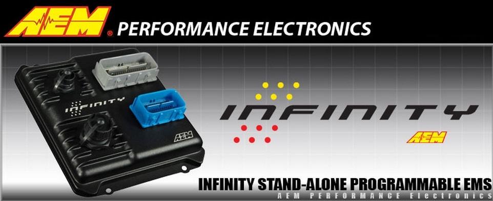 AEM Infinity stand alone ecu