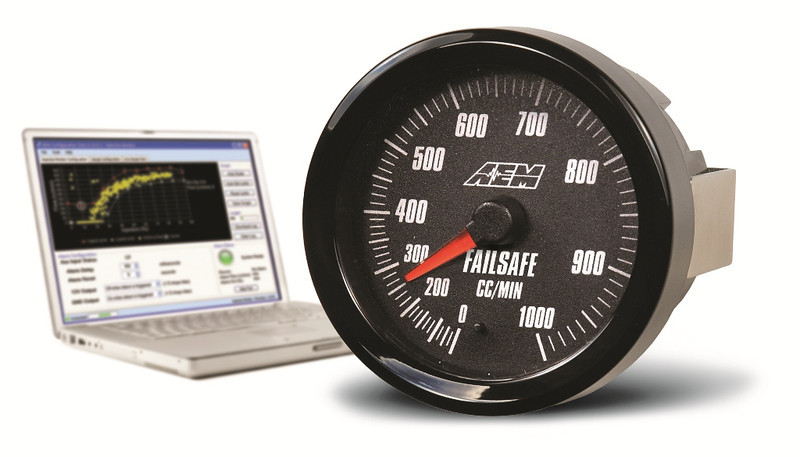 AEM'S Water/Methanol FAILSAFE Device
