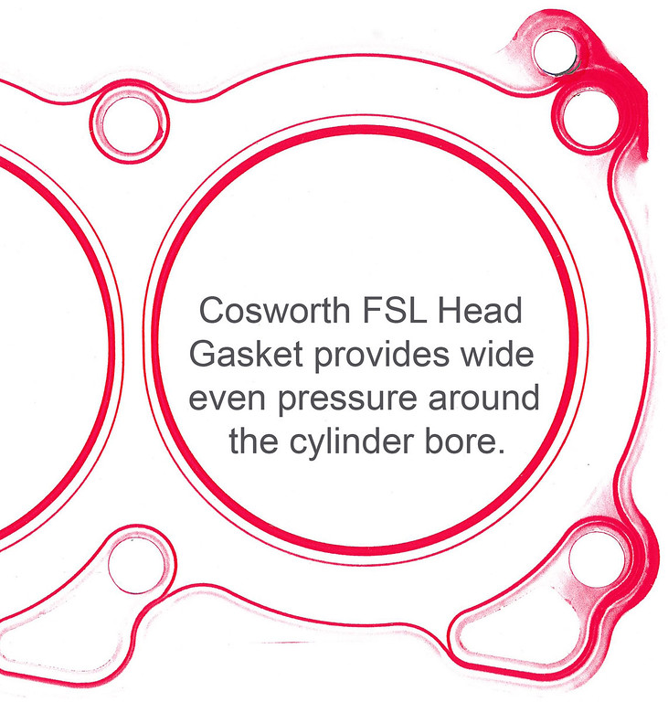 New Cosworth FSL Head Gaskets