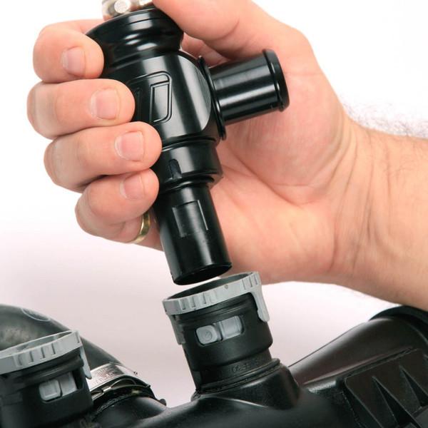 Turbosmart, bmw, kompact bov, blow off valve, plumb back - New Kompact BMW Kit