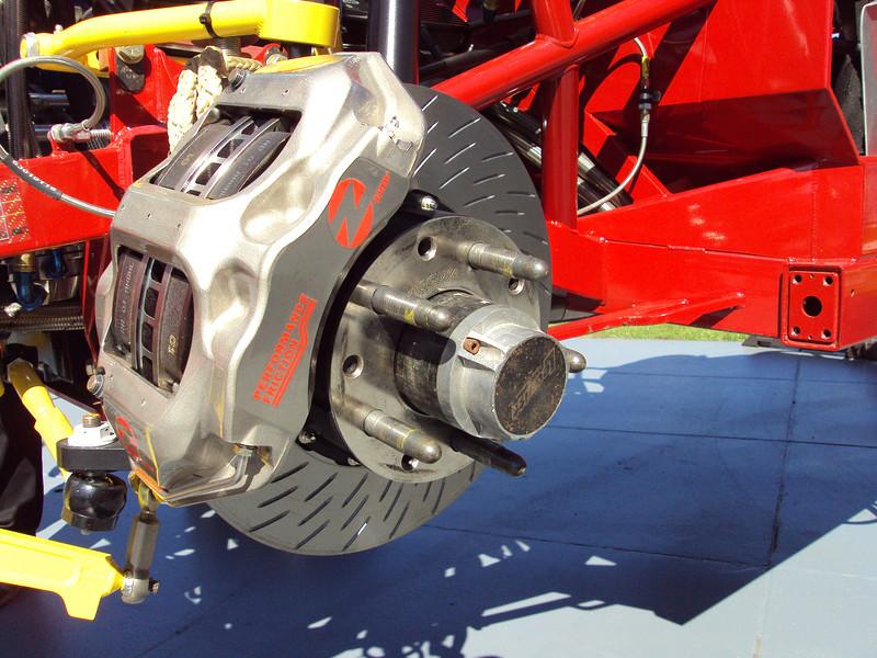 performance friction brakes, pfc