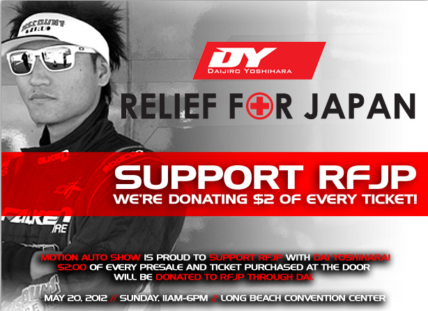 relief for japan