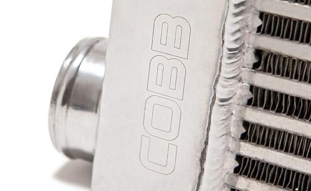 COBB Front Mount Intercooler Kit for Gen2 MAZDASPEED3
