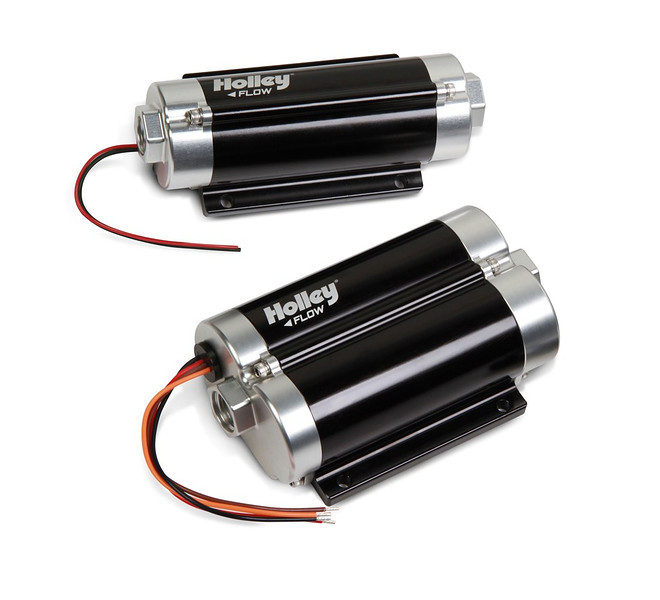 Holley inline fuel pumps