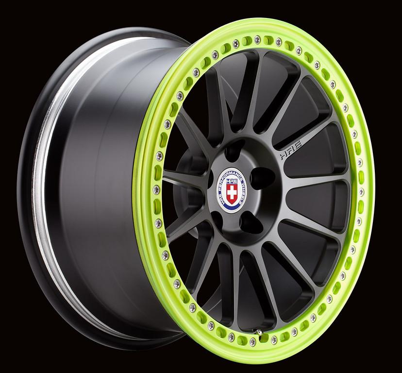 HRE bead-lock wheel, rhys millen, rx43, hre