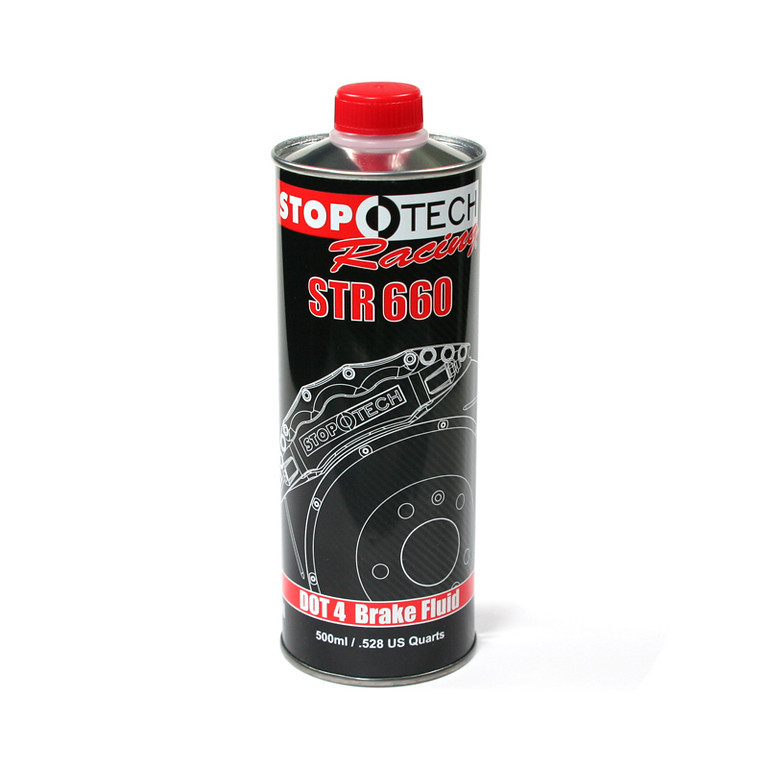 StopTech Releases New Line of High Performance Brake Fluids