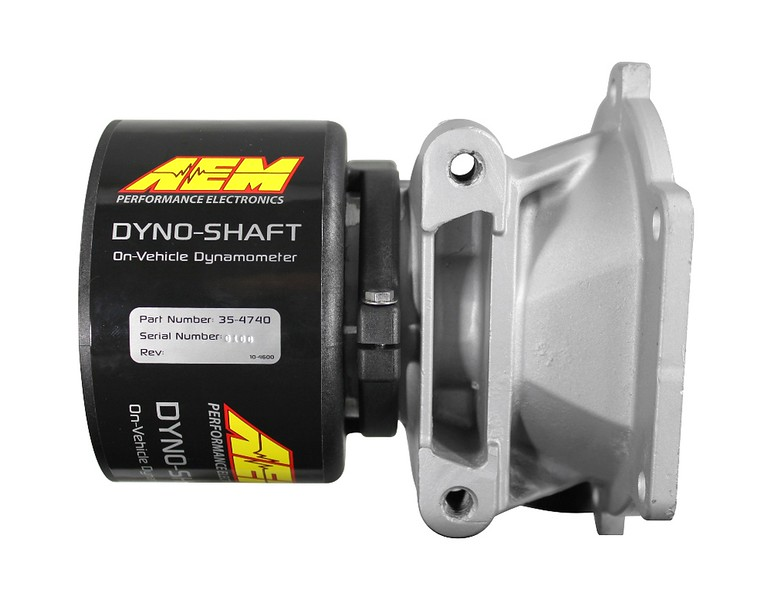 AEM Dyno Shaft, drive shaft dyno, on vehicle dynamometer system,