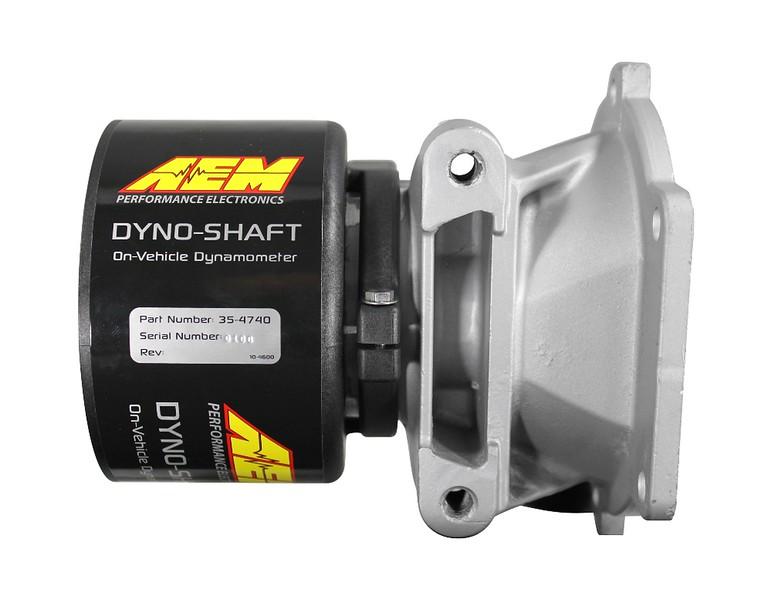 AEM Dyno Shaft, drive shaft dyno, on vehicle dynamometer system,
