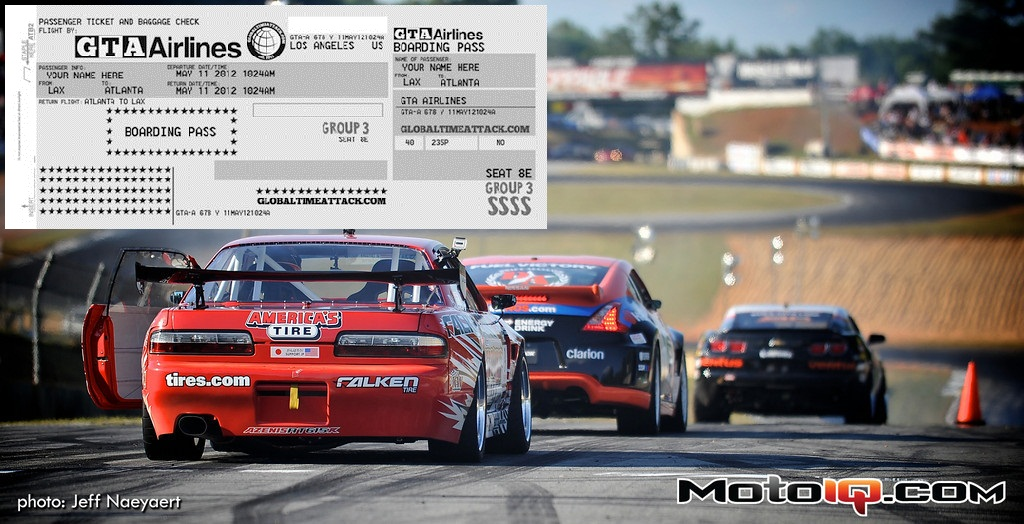 GTA, Global Time Attack, Formula Drift, Road Atlanta