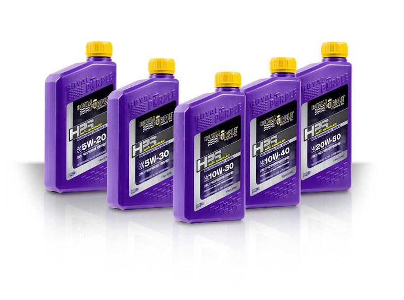 Royal Purple Develops New 0W-20 Motor Oil & Proprietary Bottle