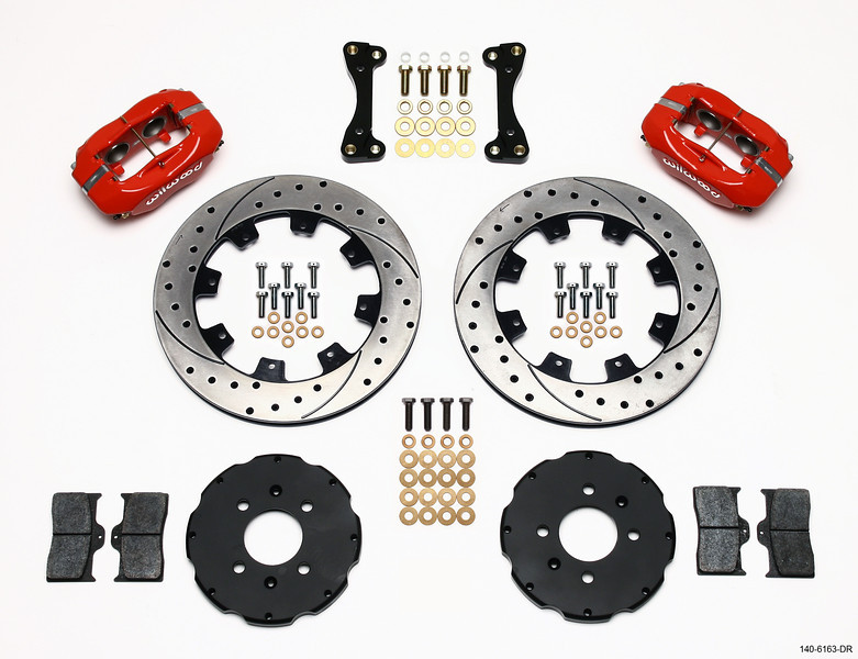Wilwood Big Brake Kit Honda Fit