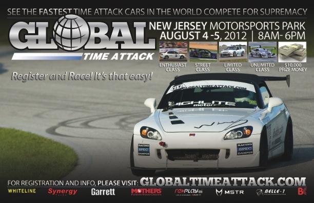 Global Time Attack Live Stream, GTA Live Stream, New Jersey, GTA